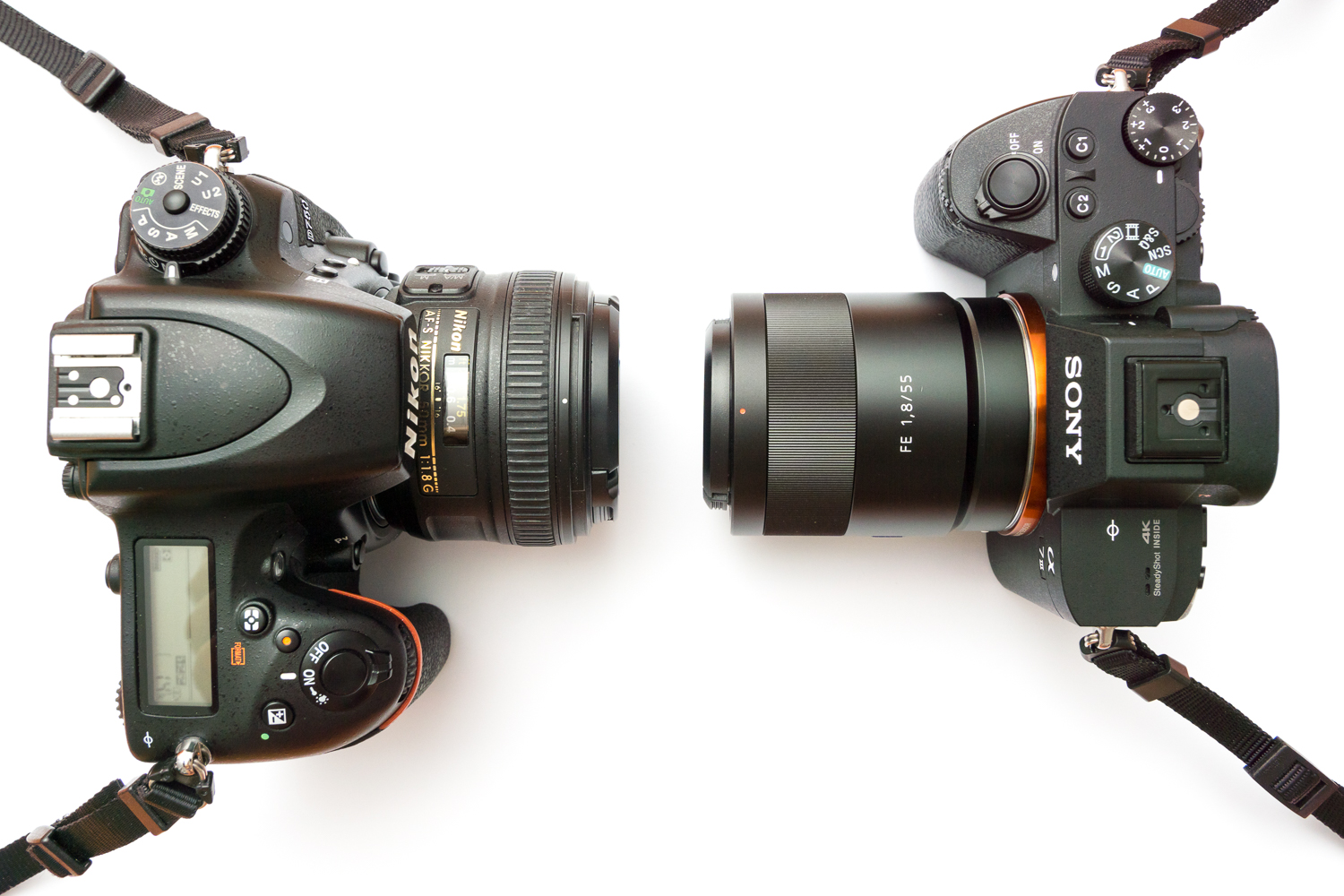 From Nikon D750 to Sony A7III?